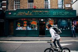 Soho's Book Shop