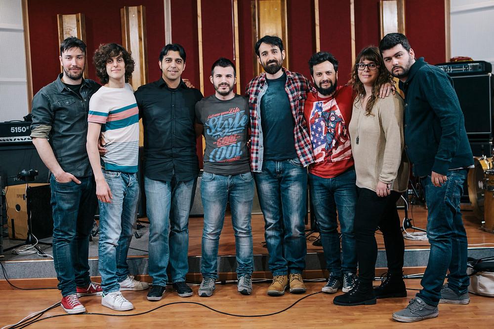 Il tema di Capture Studio insieme alla band di Adriano Meliffi e Gianluca Siscaro