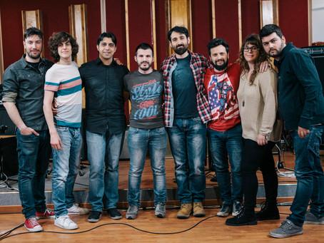 Riprese in studio per il cantautore Adriano Meliffi