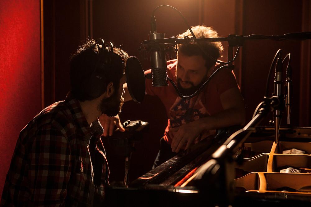 Adirano Natale con Adriano Meliffi al piano