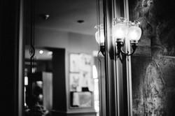 In un bar a Montmartre