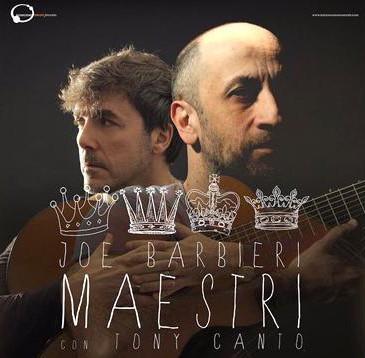 Joe Barbieri e Tony Canto