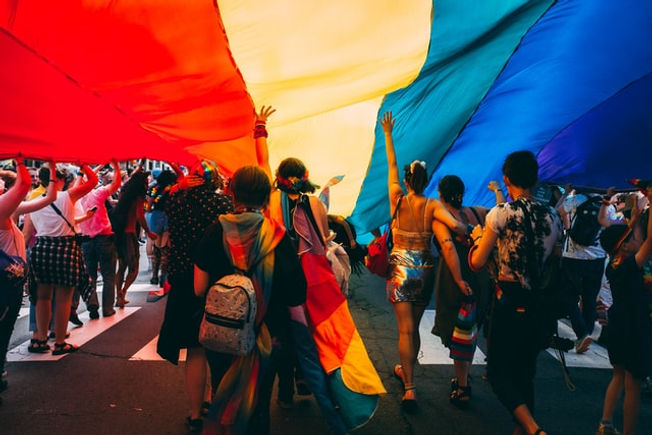 lgbtq rights photo by mercedes mehling