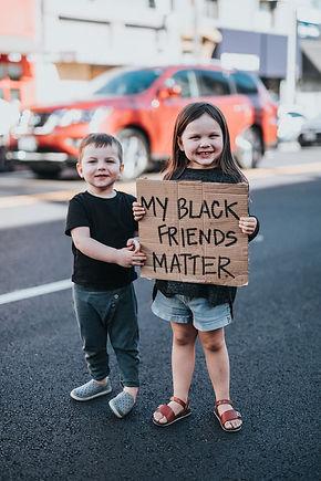 black friends matter photo by nathan-dumlao