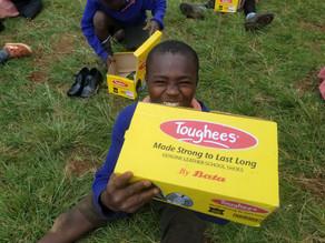 Bata Heroes Shoe Distribution