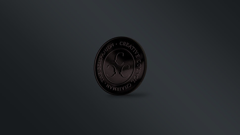 Challenge Coin - Charmain of Creative Council