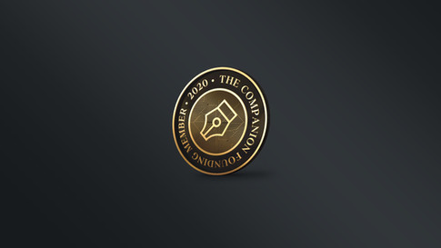 Challenge Coin - Writing Masterclass