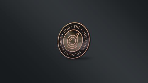 Challenge Coin - Membership