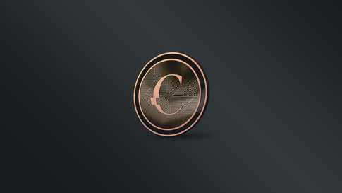 Challenge Coin - Back Bronze