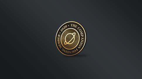 Challenge Coin - Lifetime Membership