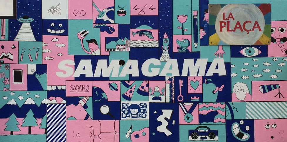 SAMAGAMA