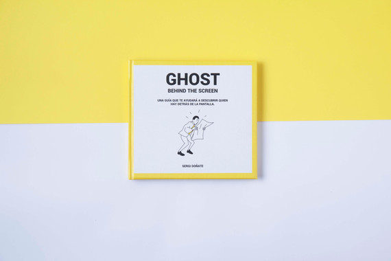 GHOST BEHIND THE SCREEN