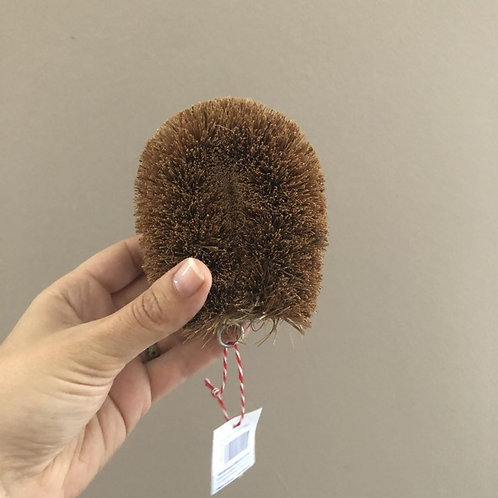 Coconut fiber scrubbie -  Redecker