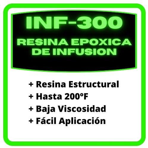 RESINA EPOXICA ESTRUCTURAL DE INFUSION - 1Kg / KIT