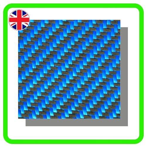 FIBRA DE CARBONO HY-BLUE 3K TWILL 2X2 de 210g/m2