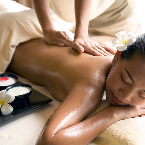 "Сертификат на ""Oil massage"""