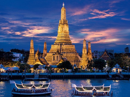 Загадочный мир - Таиланд.
