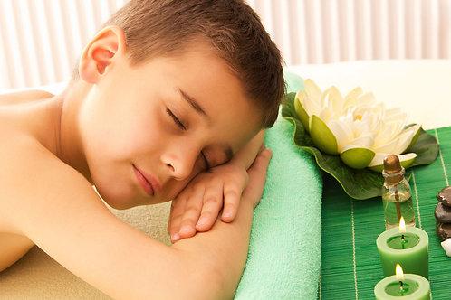 «Сертификат на Детский массаж»