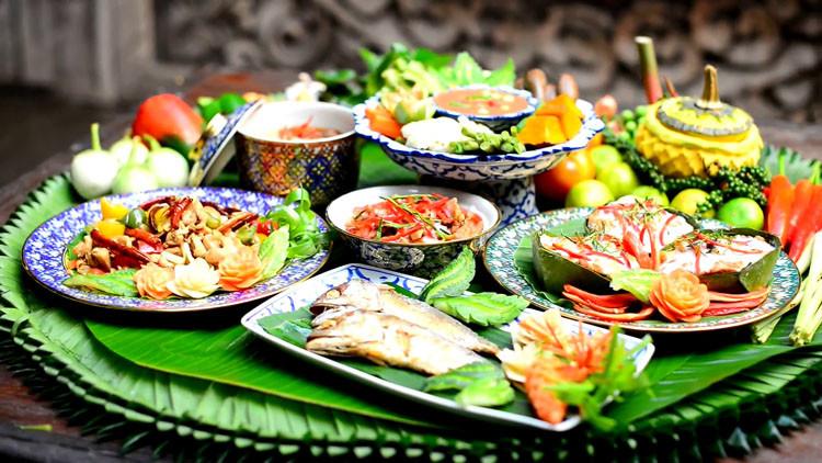 блюда Таиланда