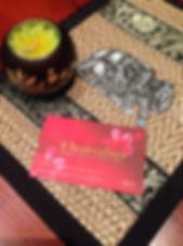 Подарочные сертификаты на массаж Thaisabai старого образца