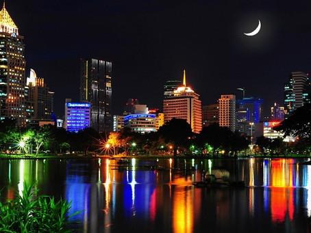 Бангкок – это столица контрастов.