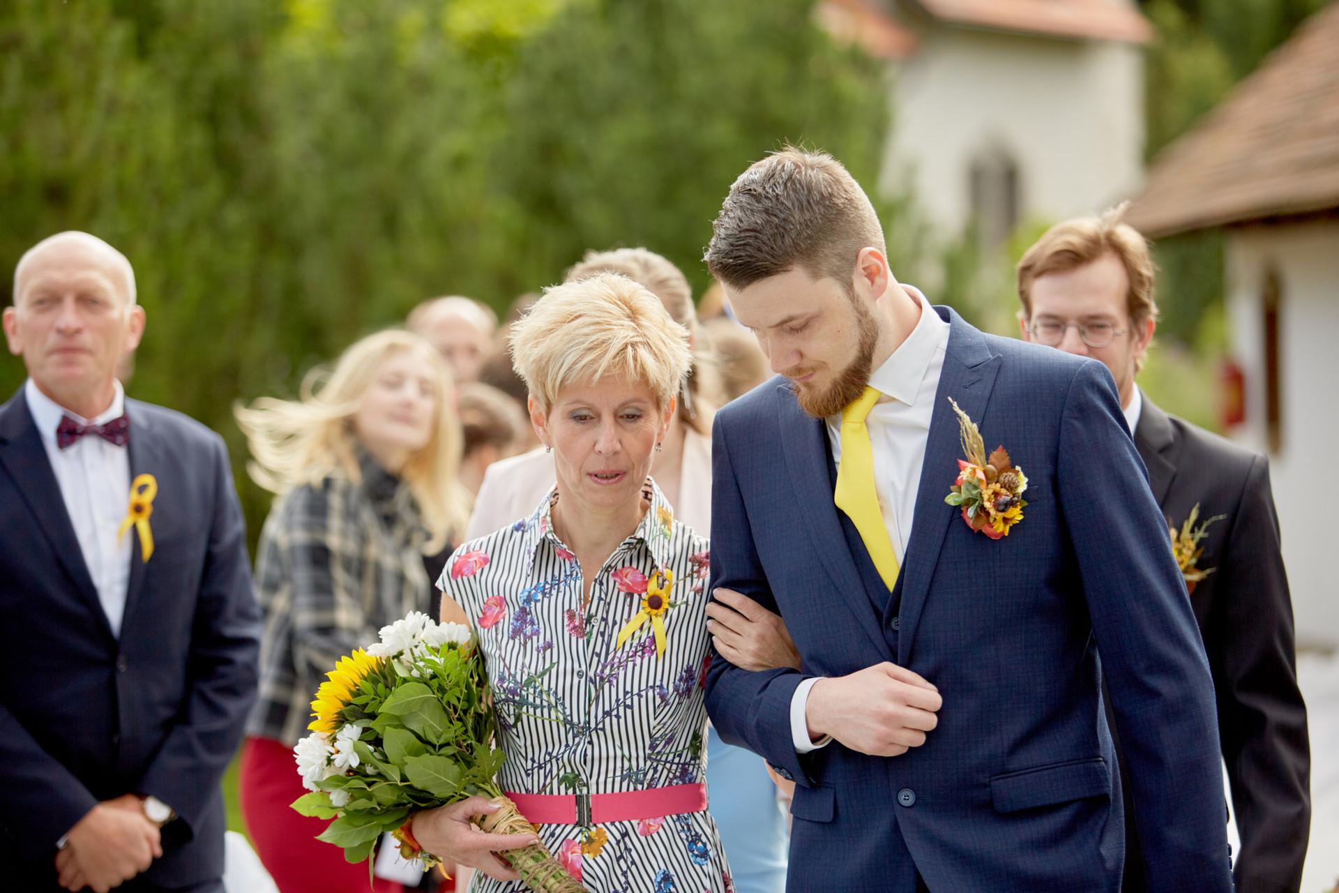 Svatba - Martyna a Adam Suderovi 19.09.2