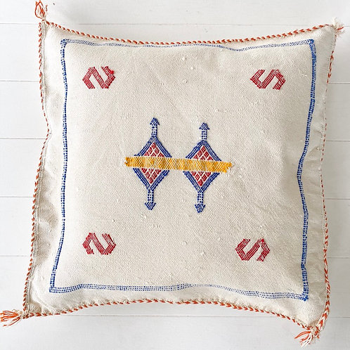 Moroccan Stone #4 Cushion Cover by Collective Sol
