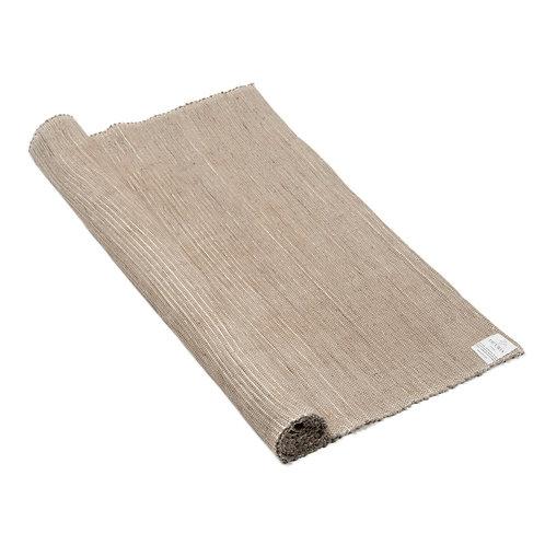 Ayurvedic Yoga Mat (Grey) - Relaxing & Grounding