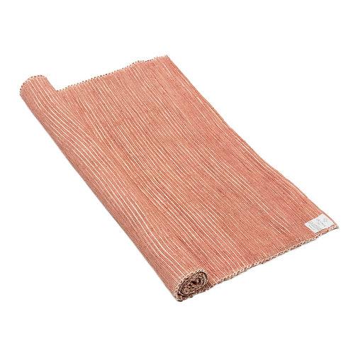 Ayurvedic Yoga Mat (Coral) - Energising & Detoxifying
