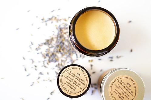 Deodorant Paste #3 (Sage, Peppermint & Palmarosa)