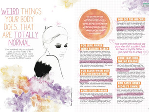 Weird Things Your Body Does (That Are Totally Normal)