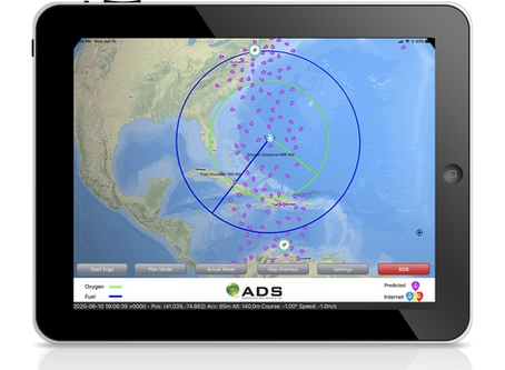 Ergo 360 App Adds Flight Plan Integration