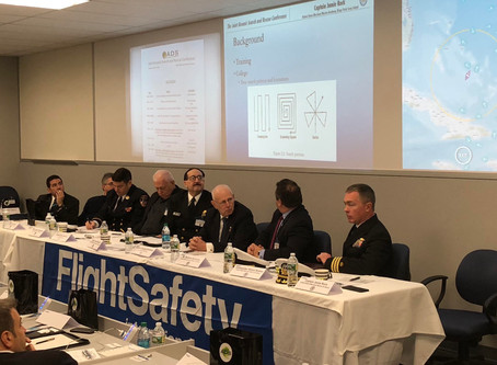 The Joint Oceanic Search And Rescue Conference and Beyond