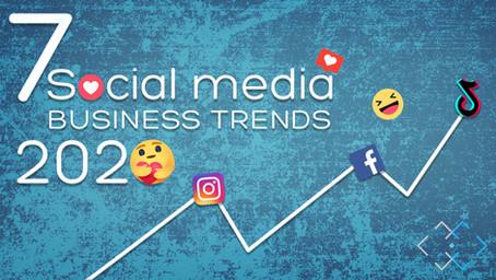 Social media business trends in 2020