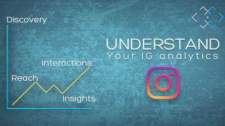 Understand your IG Analytics