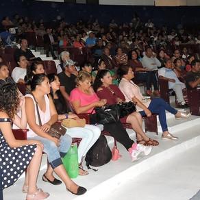 """Conferencia """"Democracia y Participación Joven"""" en EdoMex"""