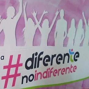 Presentación #DiferenteNoIndiferente de la FEPADE