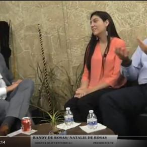 Entrevista a JuventudEs A.C. en AIG TV
