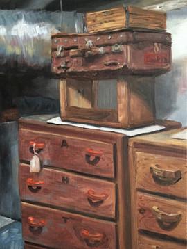 Minidoka Dresser