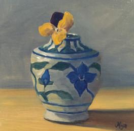 Viola in Vase