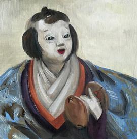 Hinamatsuri Kotsuzumi Musician Doll