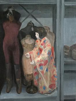 Higo Mannequins and Doll