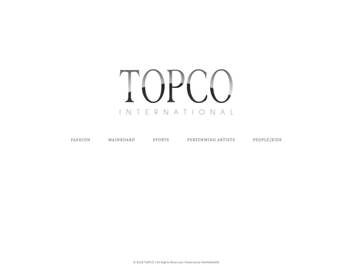 Much <3 for TopCo Models