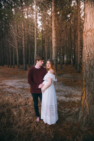 Pre Natal Leanne & Matt By BrigFord -30.