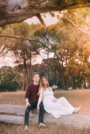Pre Natal Leanne & Matt By BrigFord -34.