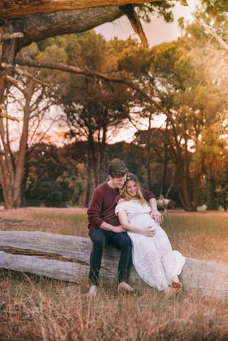 Pre Natal Leanne & Matt By BrigFord -37.