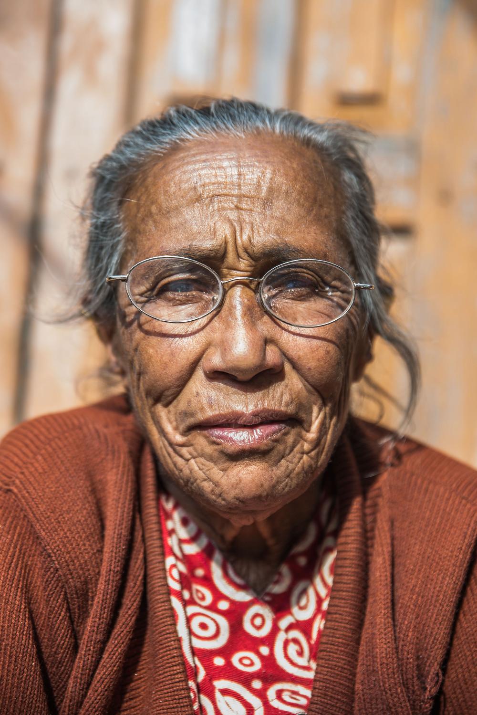 Nepal Lady Shot By Brigford - Brigitte Stanford