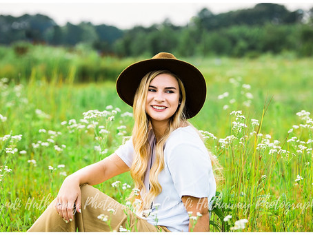 Kendall Class of 2020 Senior Portrait Session