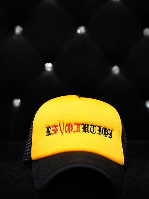 BARBER REVOLUTION TRUCKER CAP
