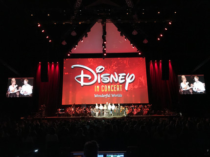 Disney in Concert Tour 2019
